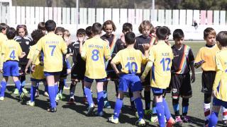 ÍscarCup 2016 LaLiga Promises - Primera jornada de competición. Partido Rayo Vallecano - Samsung