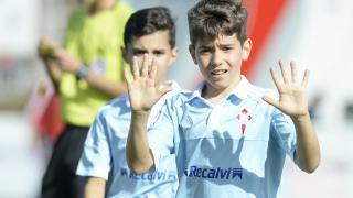 ÍscarCup 2016 LaLiga Promises - Primera jornada de competición. Partido Atletico de Madrid - Celta