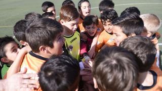 ÍscarCup 2016 LaLiga Promises - Primera jornada de competición. Partido Real Madrid - Iscar