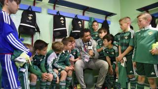 ÍscarCup 2016 LaLiga Promises - Primera jornada de competición. Betis