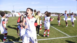 ÍscarCup 2016 LaLiga Promises - Primera jornada de competición. Partido Malaga - Seleccion Paulista