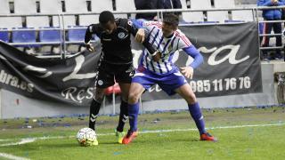 R. Oviedo - Ponferradina.