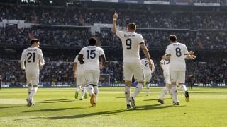 02/03/2013 Real Madrid 2-1 Barcelona / EFE/JuanJo Martin
