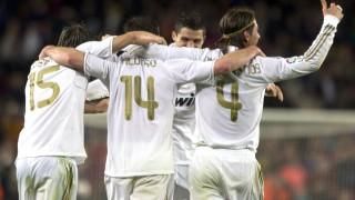 21/04/2012 Barcelona 1-2 Real Madrid / EFE/Alejandro García