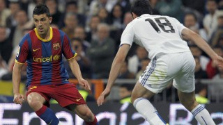 16/04/2011 Real Madrid 1-1 Barcelona / EFE/BALLESTEROS
