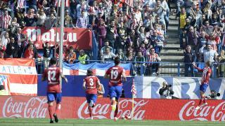 Atlético - R. Betis.