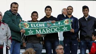 Elche - Zaragoza.