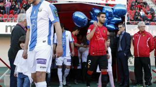 Mallorca - Leganés. Mallorca - Leganés