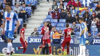 Espanyol - Atlético.