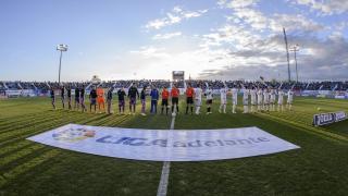 Leganés - Valladolid.