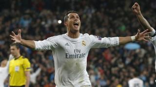 Cristiano Ronaldo fue el héroe de la noche con un hat-trick | EFE / J. J. Guillén