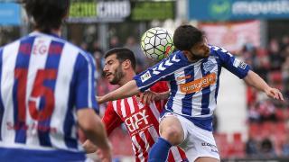 Girona - Alavés.