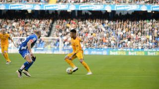 Deportivo - FC Barcelona. Deportivo de La Coruña-Barcelona