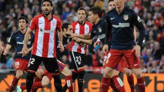 Athletic - Atlético. ATHLETIC DE BILBAO-ATHLETICO DE MADRID 20-04-2016
