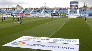 Leganés - Ponferradina.