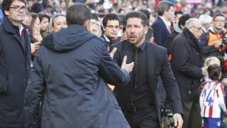 Atlético - Málaga.