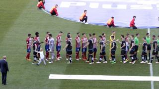 Atlético - Rayo.