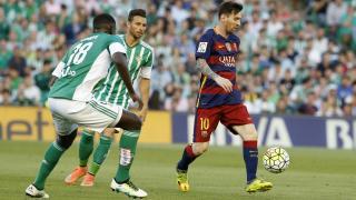 R. Betis - FC Barcelona.