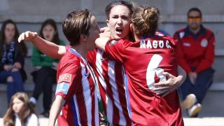 Oviedo Moderno - At.Madrid Féminas.