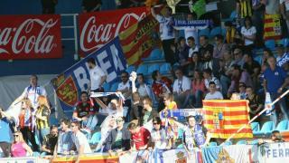 Ponferradina - Zaragoza.
