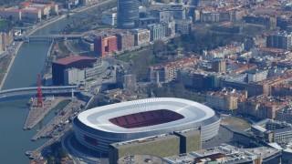 Estadio San Mamés.
