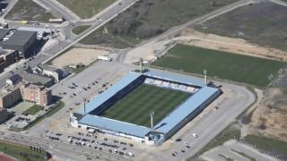 El Toralín, el estadio de la SD Ponferradina
