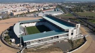 El Córdoba juega en el Nuevo Arcángel