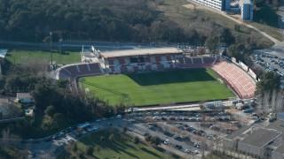 Estadio de Montilivi, el feudo del Girona FC