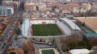Estadio Carlos Belmonte, en Albacete