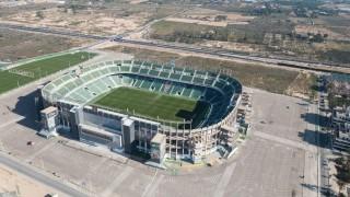 Estadio Martínez Valero, en Elche
