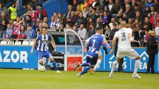 Deportivo - R. Madrid. Deportivo de La Coruña-Real Madrid