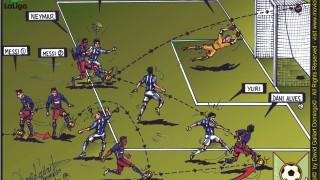 FC Barcelona 4-0 Real Sociedad