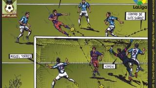 FC Barcelona 1-0 Málaga CF