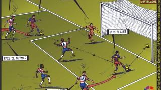 Granada CF 0-3 FC Barcelona
