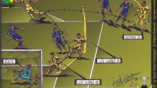 Getafe CF 0-2 FC Barcelona