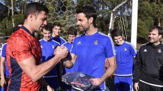LFP World Challenge Postemporada 2016 - Real Sociedad - Día 2.