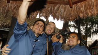 LFP World Challenge Postemporada 2016 - Espanyol - Día 2. Paseo por las calles de Santa Cruz