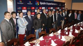 LFP World Challenge Postemporada 2016 - Espanyol - Día 3. Almuerzo empresarios