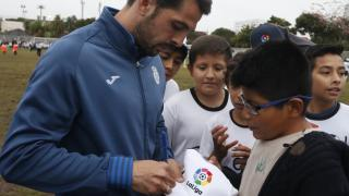 LFP World Challenge Postemporada 2016 - Espanyol - Día 3. Visita fundacion Gol
