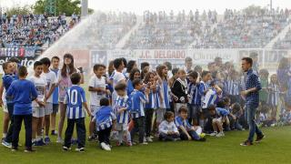 Leganés - Huesca.