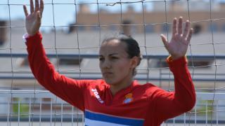 Lombi se lamenta durante el partido entre el Rayo y el Espanyol.