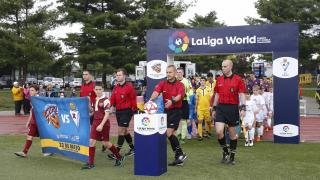LFP World Challenge Postemporada 2016 - Eibar vs Philadelphia Fury.