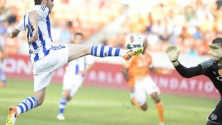 LFP World Challenge Postemporada 2016 - Real Sociedad vs Houston Dynamo.