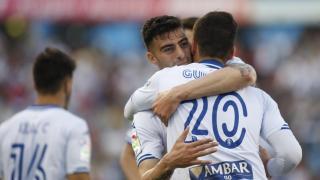 Zaragoza - R. Oviedo. Partido Zaragoza - Oviedo