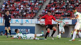 Mallorca - Córdoba. Mallorca-Córdoba
