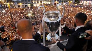Otros eventos 2015-16 - Real Madrid celebración título Champions.
