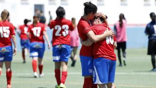 El Collerense se despidió de la Primera División Femenina como local.