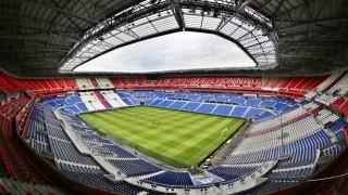 Stade de Lyon  (EPA/GERNOT HENSEL)