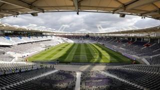 Stade Municipal de Toulouse  (EPA/GUILLAUME HORCAJUELO)