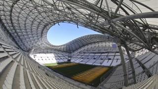 Stade Vélodrome de Marsela  (EPA/GERNOT HENSEL)